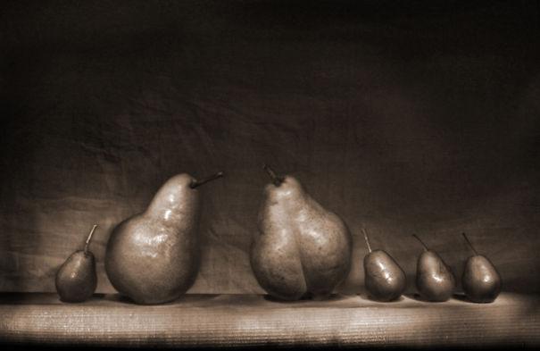 Pears Are Like People!