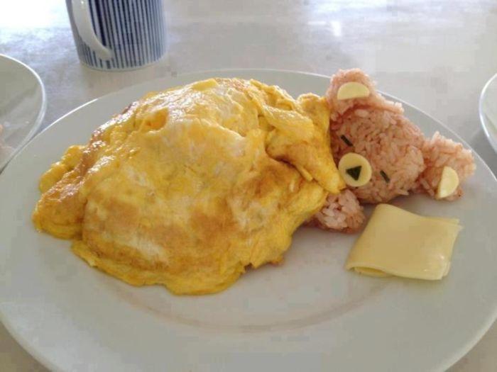 Let's Post Creative Food Art