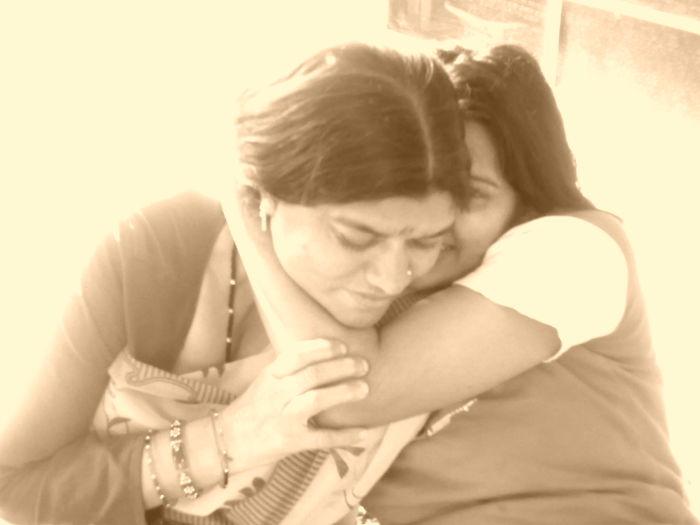 Mommy I Just Need A Hug! Give Me! Give Me! Give Meeeeeee :* :) Yeah!