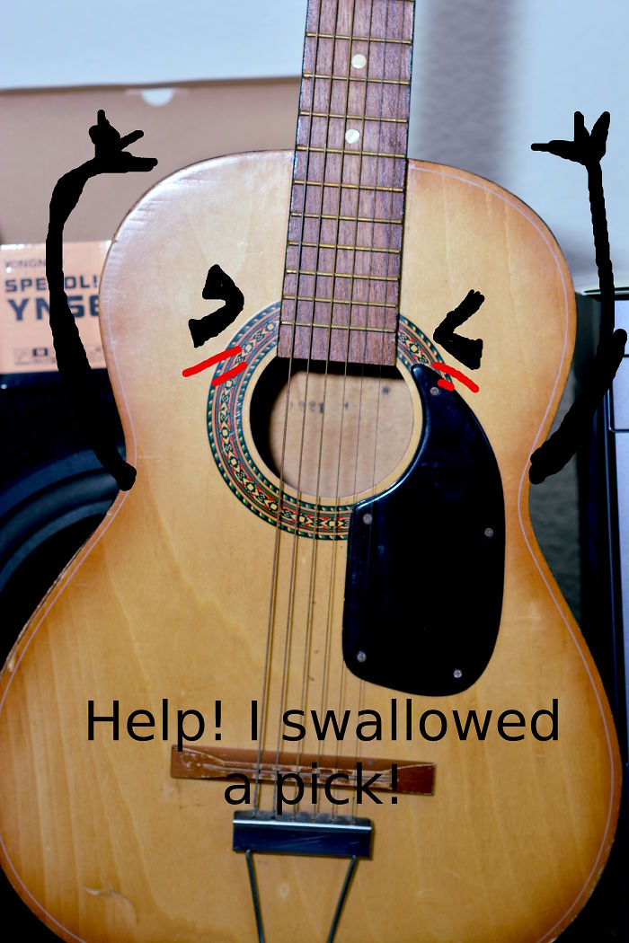 Guitar Play Problems