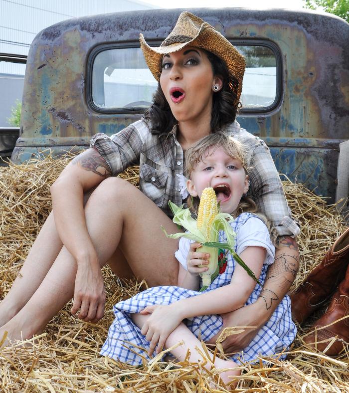 Momma + Mia!
