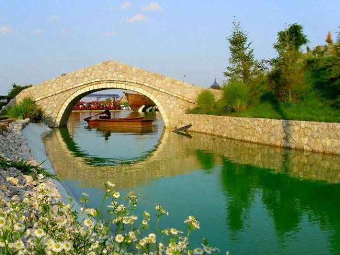 Bosnia, Ethno-village Near Bijeljina