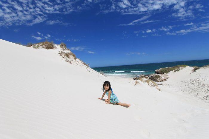 Sandy Cape, Perth
