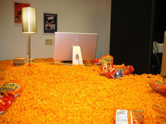400 Bags Of 9 Oz. Cheetos