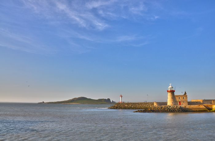 Howth Harbour, Howth, Ireland