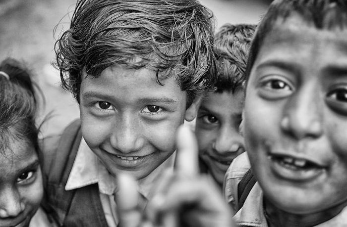 Happiness In Jodphur (india)