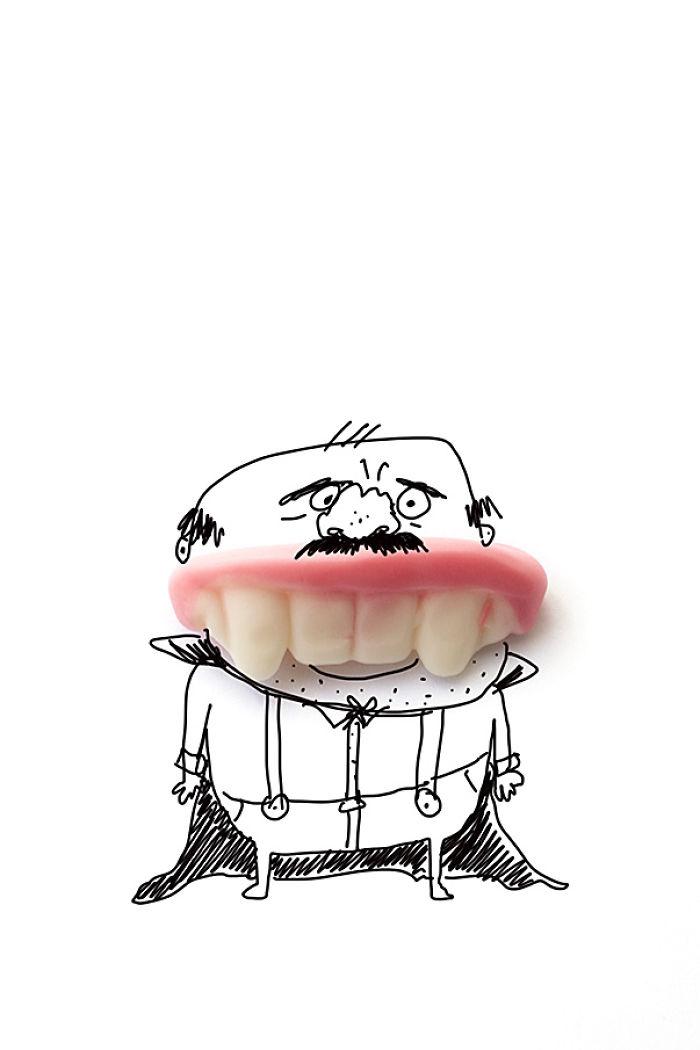 Gummi Teeth
