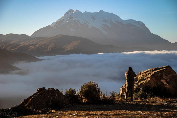 Illimani, La Paz - Bolivia