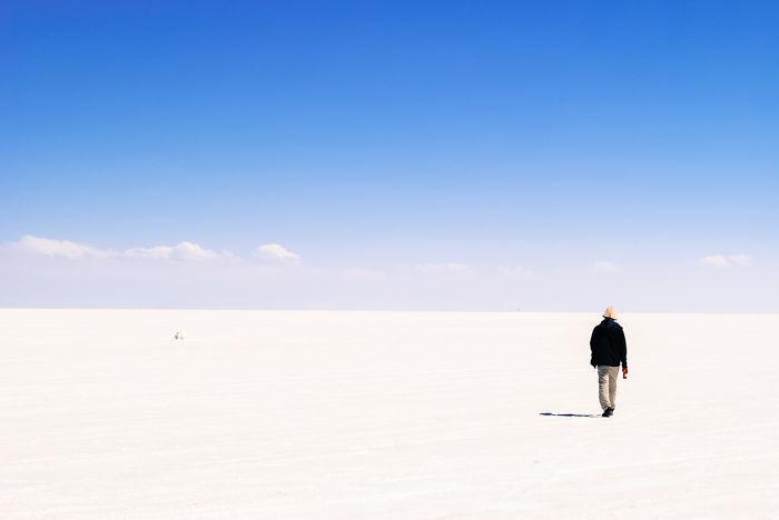 Salar De Uyuni, Uyuni (dpto. Potosí) - Bolivia