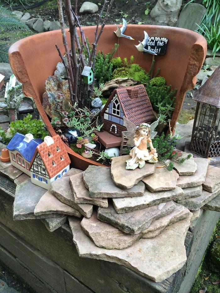 Seattle Fairy Garden