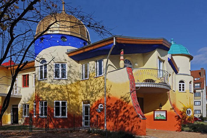 Kinderhaus In Bayreuth