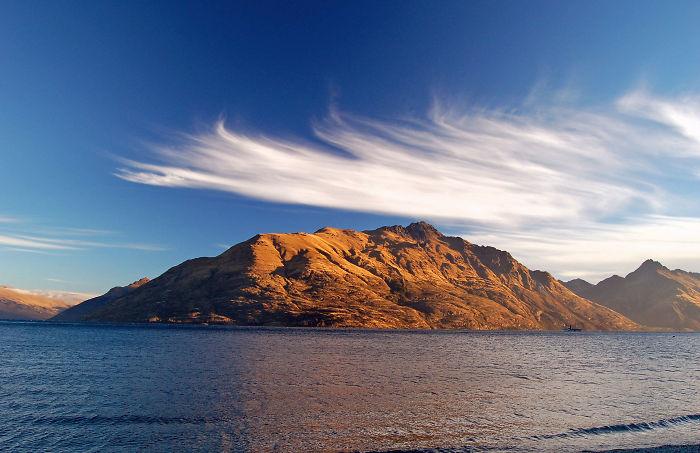Lake Wakatipu, New Zealand