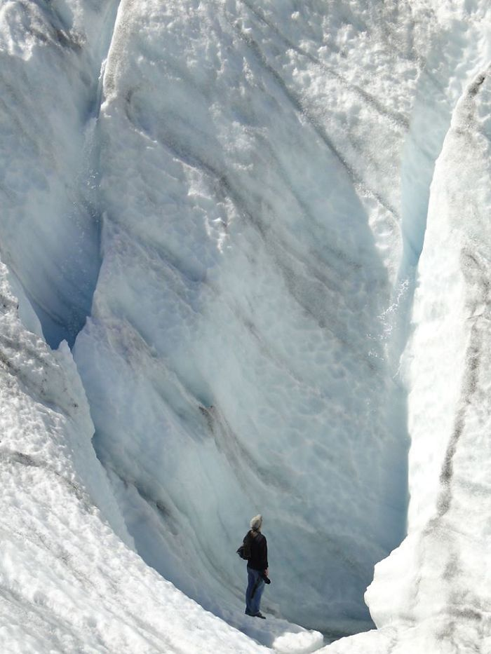 Mccarthy Alaska Glacier