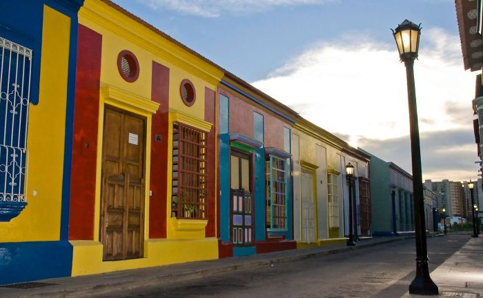 Calle Carabobo - Maracaibo, Zulia, Venezuela.
