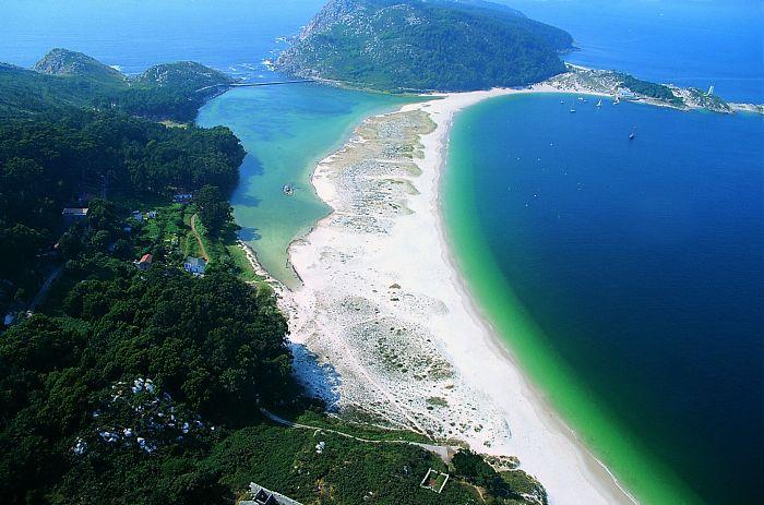Islas Cies, Galicia (españa)