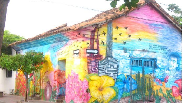 Valledupar, Cesar, Colombia...... La Casa En El Aire..