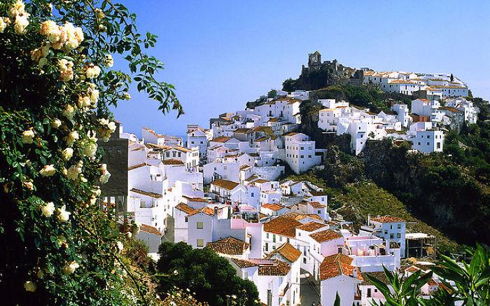 Casares, Málaga (spain)