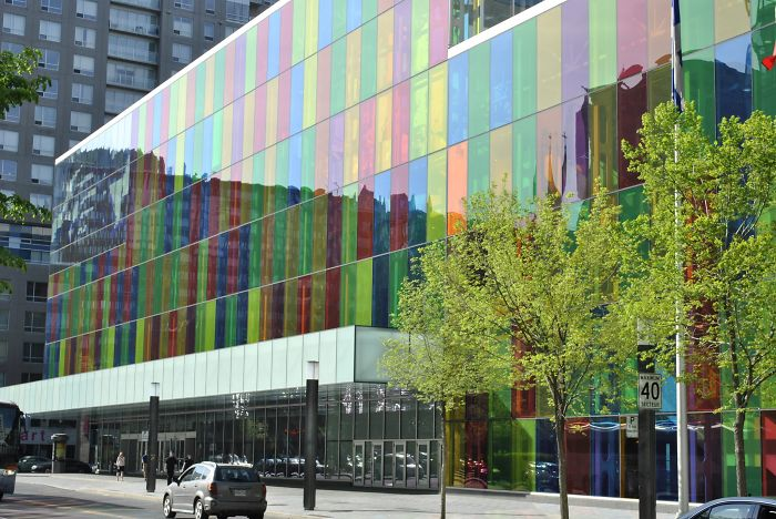 Montreal Convention Centre