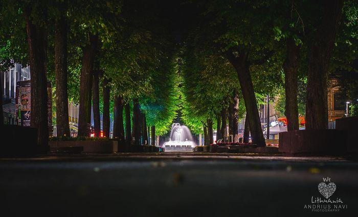 Lithuania. Kaunas