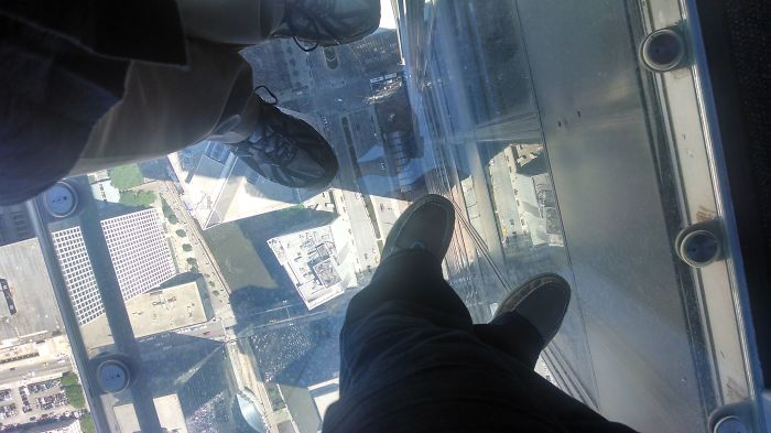 """Sears Tower - I Know It's Officially The """"willis Tower"""", But Who Calls It That?"""