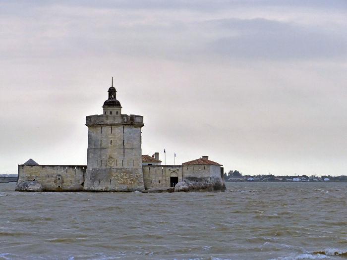 Fort Louvois, Near Ile D'oléron, France
