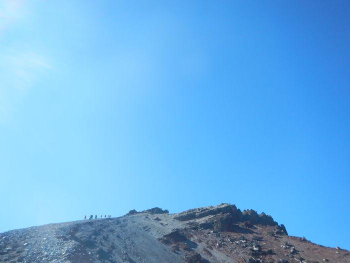 Summit Of Mount Rinjani