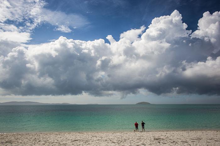 Big Sky (eriskay, Outer Hebrides)