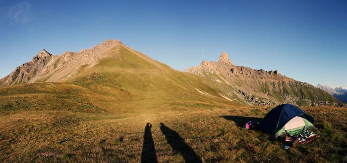 Wild Camping, Lost In Switzerland