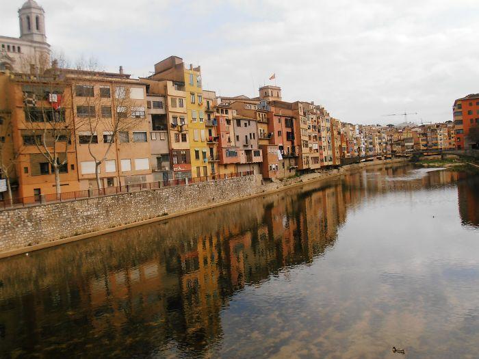 Girona Spain. Image Credits: Orly Sela