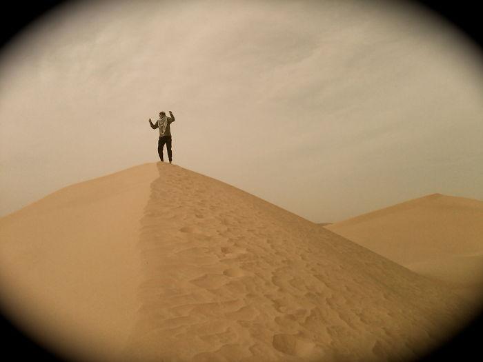 Gaddhames, Libya