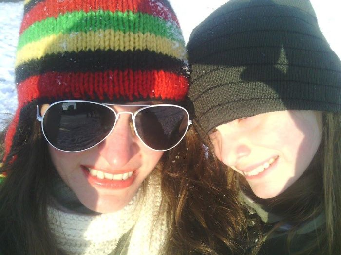 Smiles In Winter