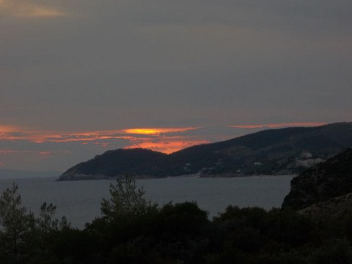 Thassos Island , Greece