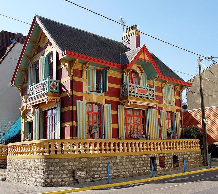 Wimereux House