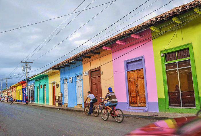 Colorful Granada, Nicaragua