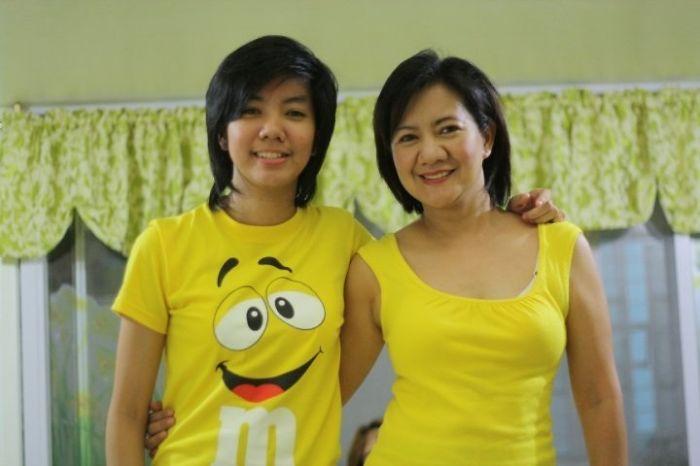 Yellow Belles!