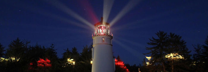 Umpqua River Lighthouse, Oregon