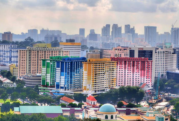 Apartment Buildings In Singapore