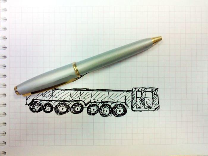 Big Pen Rocket
