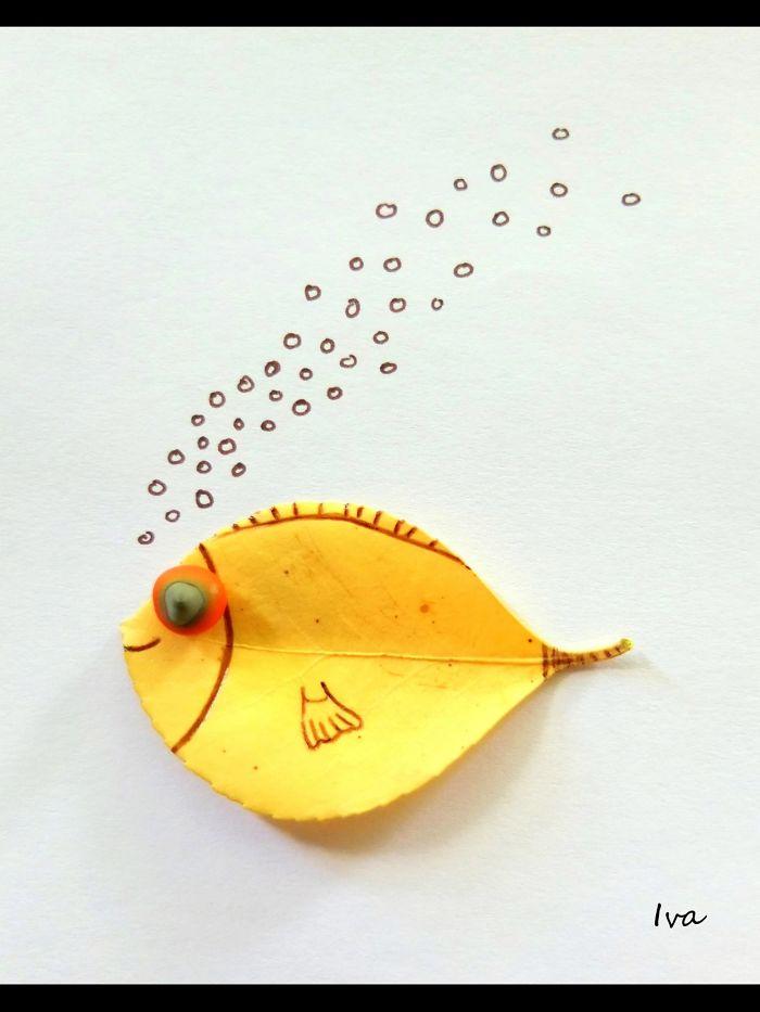 Leaf The Fish Alone :)