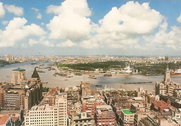 Shanghai: 1990 vs 2010 [Pic]
