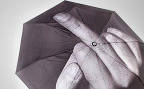 F*** You Rain Umbrella[Pic]