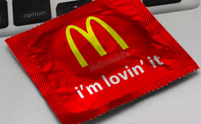 New Condoms by Max Wright