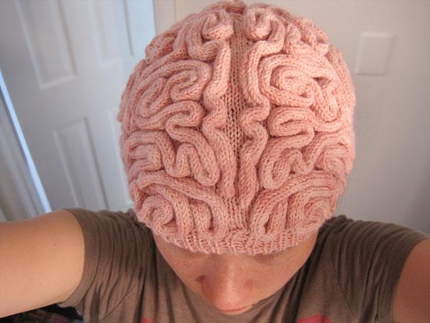 Brain Hat By Alana Noritake Bored Panda