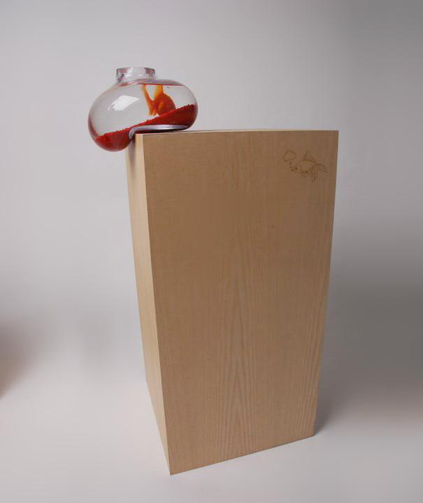 Balancing Fishbowl by Psalt Design