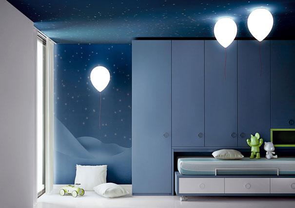 Creative Balloon Lamps by Estiluz