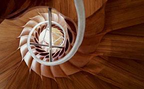 25 Unique and Creative Staircase Designs