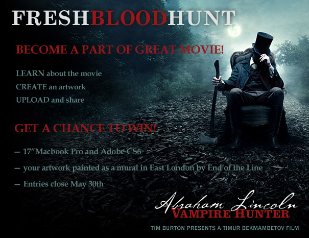 [Sponsor] Fresh Blood Hunt: 7 Days to Enter!
