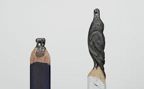 Incredible Pencil Tip Sculptures by Diem Chau