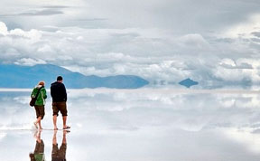 Salar de Uyuni: One of the World's Largest Mirrors