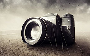 21 New Photo Manipulations by Sarolta Ban